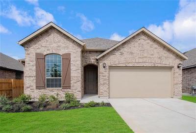 Round Rock Single Family Home For Sale: 3604 Kyler Glen Cv
