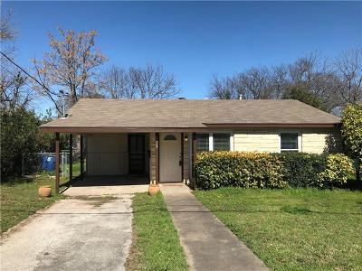 Austin Single Family Home For Sale: 928 E 53 1/2 St