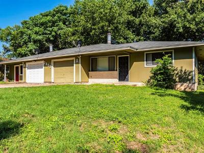 Multi Family Home For Sale: 2802 Catalina Dr