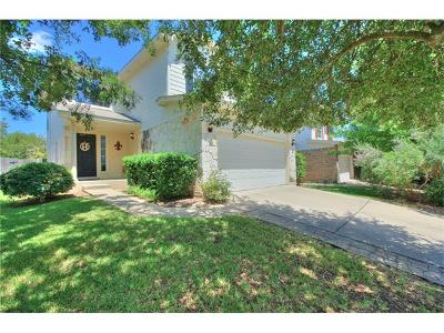 Travis County, Williamson County Single Family Home For Sale: 11618 Paul E Anderson Dr