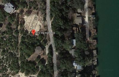 Residential Lots & Land For Sale: 2210 Big Horn Dr
