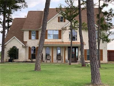 Bastrop Single Family Home For Sale: 350 McAllister Rd