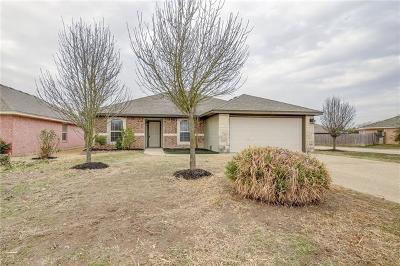 Williamson County Single Family Home For Sale: 129 Quartz Dr