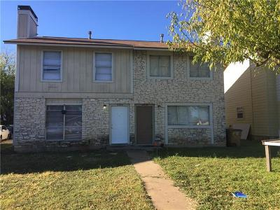 Austin Multi Family Home For Sale: 5102 S Pleasant Valley Rd