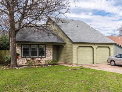 Austin Single Family Home Pending - Taking Backups: 4414 Clarno