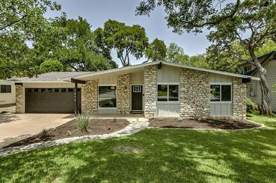 Austin Single Family Home For Sale: 1808 Saint Albans Blvd