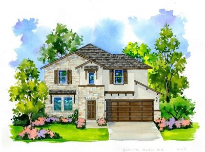 Pflugerville Single Family Home For Sale: 3917 Lyndsey Marie Lane