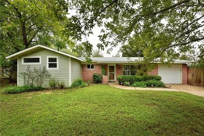 Austin Single Family Home For Sale: 7505 Creston Ln