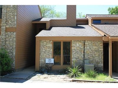 Wimberley Condo/Townhouse Pending - Taking Backups: 39 Cypress Fairway Vlg