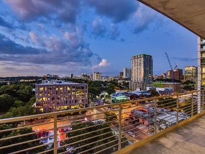 Austin Condo/Townhouse For Sale: 800 W 5th St #904