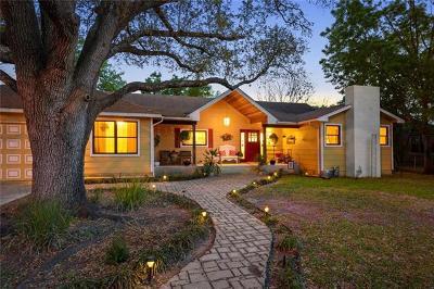 Lockhart Single Family Home Pending - Taking Backups: 324 Center St