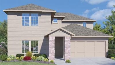 Pflugerville Single Family Home For Sale: 1301 Maier Dr