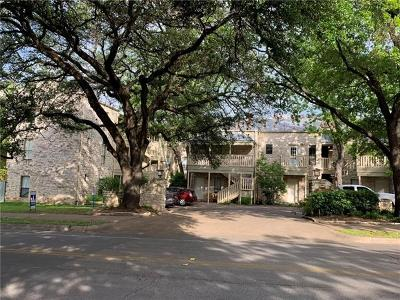 Austin Condo/Townhouse For Sale: 4401 Speedway #204