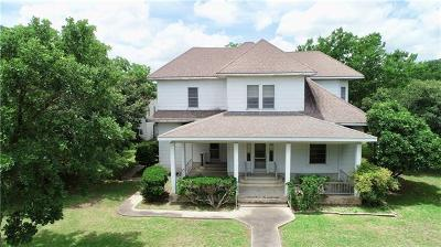 Hutto Single Family Home For Sale: 301 East St