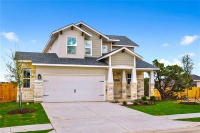 Leander Single Family Home For Sale: 2424 Brook Crest Way