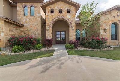 Nolanville Single Family Home For Sale: 1131 Redleaf Dr