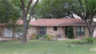 Hays County, Travis County, Williamson County Single Family Home For Sale: 11913 Bluebonnet Ln