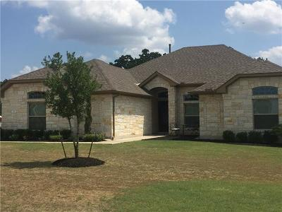 Bastrop Single Family Home For Sale: 313 Sam Houston Dr