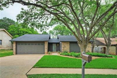 Single Family Home For Sale: 2706 Grennock Dr