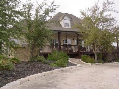 Dripping Springs Single Family Home For Sale: 10061 W Cave Loop