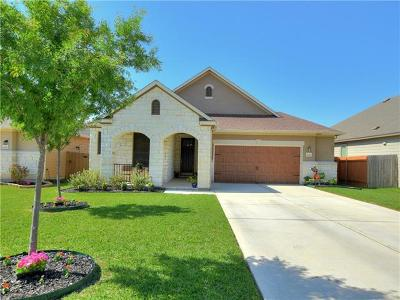 Kyle Single Family Home For Sale: 1080 Patton Path