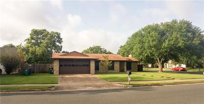 Austin Single Family Home Pending - Taking Backups: 11405 D K Ranch Rd