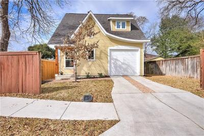 Single Family Home For Sale: 6508 Wild St