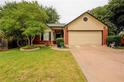 Travis County Single Family Home Pending - Taking Backups: 11610 Winterborne Ct
