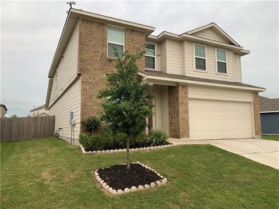 Del Valle Single Family Home For Sale: 5000 Lexington Meadow Ln