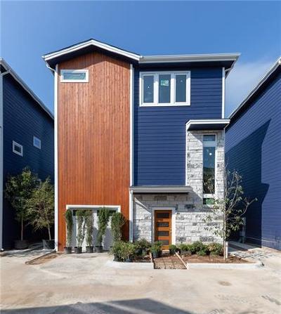 Single Family Home For Sale: 1148 Webberville Rd #2
