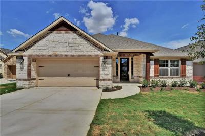 Leander Single Family Home For Sale: 2208 Cabrillo Path