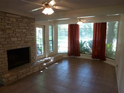 Lakeway Rental For Rent: 171 World Of Tennis Sq #171