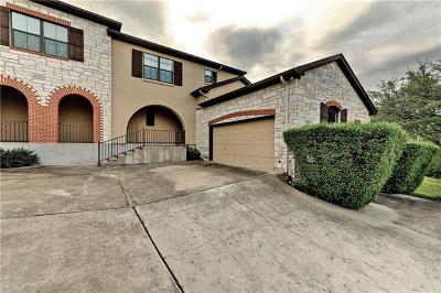 Austin, Lakeway Condo/Townhouse For Sale: 15306 Gebron Dr #B