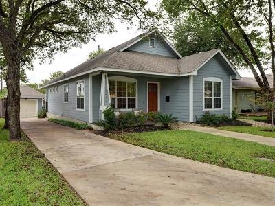 Single Family Home For Sale: 5406 Grover Ave