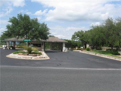 Spicewood Residential Lots & Land For Sale: 27152 Founders Pl