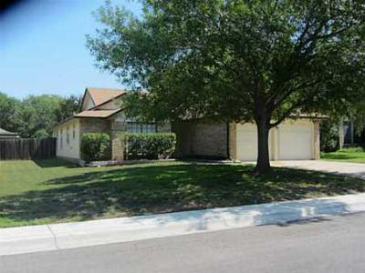 Round Rock TX Single Family Home Sold: $129,900