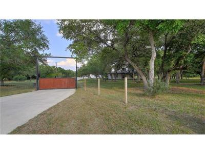 Spring Branch Single Family Home For Sale: 1461 Acacia Pkwy