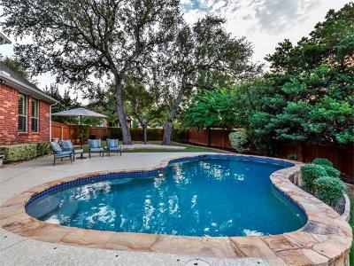 Austin Single Family Home For Sale: 1500 Sirius Cv