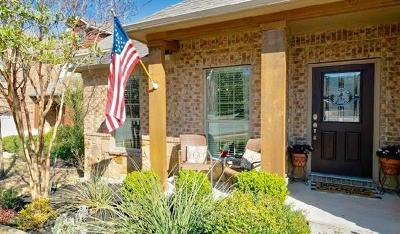 Cedar Park Single Family Home Pending - Taking Backups: 504 Cameron Cv