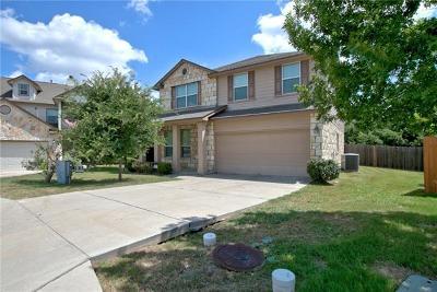 Buda, Kyle Single Family Home For Sale: 418 Verano Cir