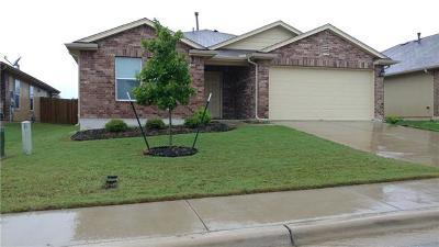 Elgin Single Family Home For Sale: 13816 Sierra Wind Ln