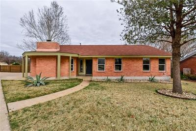 Pflugerville Single Family Home Pending: 501 Pigeon Forge Rd