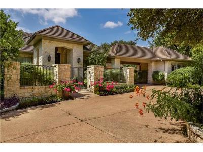 Austin Single Family Home Pending - Taking Backups: 8721 Mendocino Dr