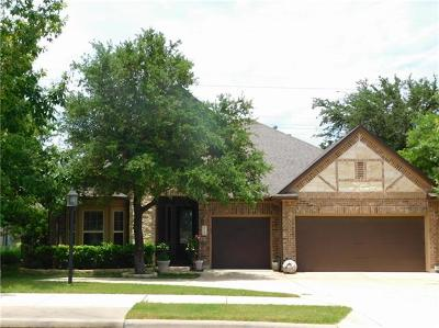 Lakeway Single Family Home For Sale: 313 Bellagio Dr