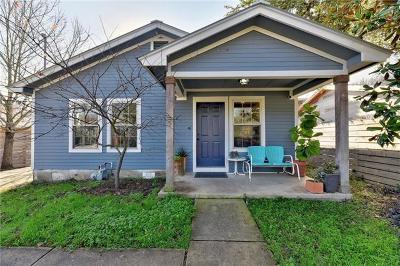Austin Single Family Home Pending - Taking Backups: 2607 Sol Wilson Ave