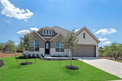 San Marcos Single Family Home For Sale: 833 Academy Oaks Rd