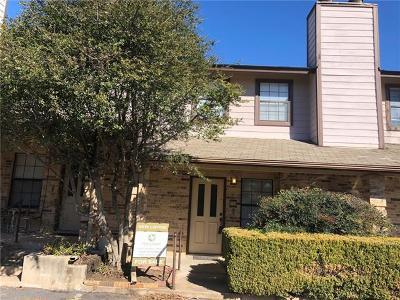 Austin Condo/Townhouse For Sale: 7800 Northcrest Blvd #202