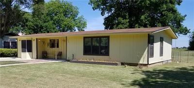 San Marcos Single Family Home For Sale: 614 Conway Dr