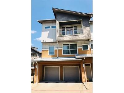 Travis County Condo/Townhouse Pending - Taking Backups: 2606 Wilson St #1106