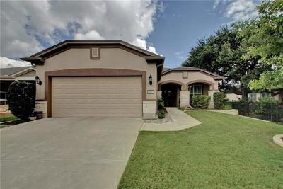 Georgetown Single Family Home For Sale: 606 Apache Mountain Ln